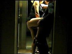 Dans leggi ascenseur