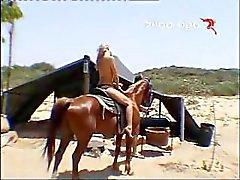 israelische Geschlechts - Sex am pferdebauernhof