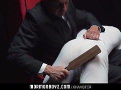 Mormonboyz - Naked young stud punis pour sa transgression