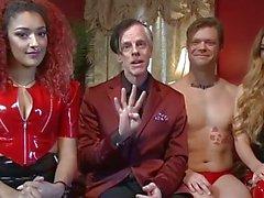 Female Dominant FFM Threesome Sex