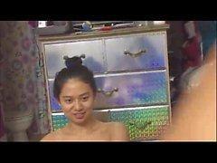 Vietnamita americana di modello Gf scopata da Bf -