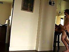 Blonde Betrüger Tasha Reign busted auf versteckte Kamera