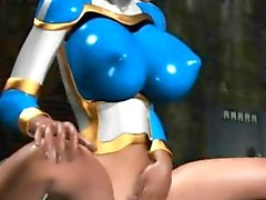 3D Hentai Super Heroin behöver Super Gallo - FreeFetishTVcom
