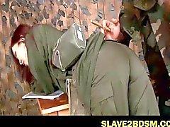Wayward солдат дисциплинам подчиненными