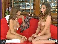 Jaime Hammer topless talk