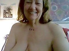 CH Sydamerikanskt 65 år y.o. granny , vilja att se min cock