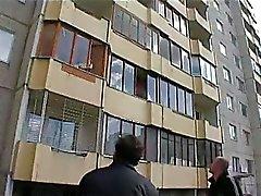 russische reife fickte bis 3 Männer - Doppelpenetration