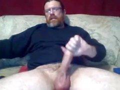 quente do pai bonito com 9 polegadas (web cam)