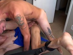 Big pau gay sexo oral e gozada