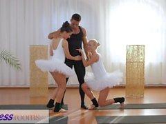 Di fitness Camere insegnanti di balletto di Minuto in trio segreta