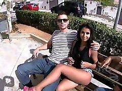Gros cul putain de Ria Rodriguez a en public