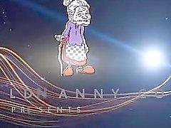 OldNanny Vollweiber reifen und sich alt Oma mit Kerl N-
