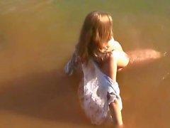 Katja - en el lago