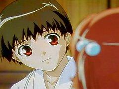 The Naked anime kız