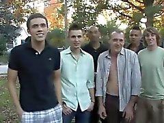 De vídeo Jovencitos Sin Es leva preparado para un cóctel de Bukkake ?