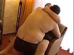Döbel fickt seine Fatty Papa