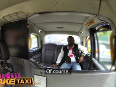 Kadın Sahte Taksi Sıcak terli lanet taksi parası öder