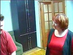 Две пары трахают в одном помещении
