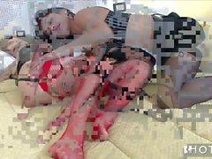 Lecken Portugiesische Muschi HD