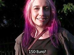 PublicAgent американец шлюха беседует грязное чертов открытом воздухе Праги