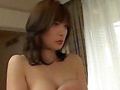 Yukari Aoyama Toma Obsceno esposa hermosa