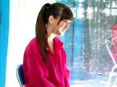 Japansk lesbisk massageplats 2