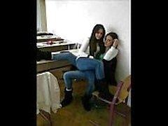Árabe amor lésbica