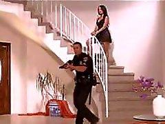 Japinha Safada louca por um policial
