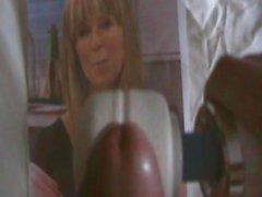 Kate Garraway Cumtribute 6 with Vibrator