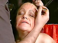 Mature slaveslut China brute bdsm en extremen