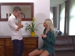 Karol Lilien Can't Control Her Lust