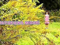 CND-010 Hayakawa Rina Green Embarrassing Leak While