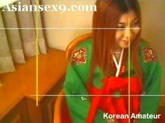 Korean Tra Kleid Wiedergabe 01