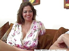MILF Juin Summers Humungous Tits Pounded Deep