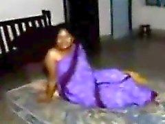 Dicke indische Frau gefickt zu