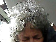 granny whore gumjob swallow