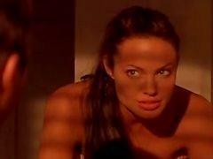 Angelina Jolie sehr gute fuking