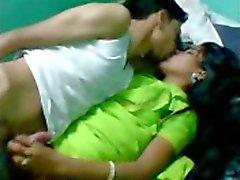 Menina de Desi caseira Sex do wid do hindi audio