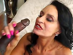 Busty Milf Take Big Black Cock In Pussy