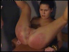Kick Ass Dreier mit Bruna n Jessica