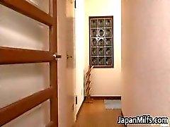 Extreem geil japanse MILFS zuigen part2