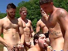 Les gais aiment museler les sur quelques dicks