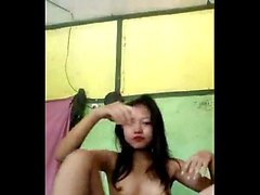 Risma indriyani indonesiska utsätta henne själv pengarna