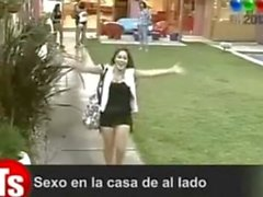 Big Brother Arjantin Ezequiel Tramannoni E Victoria Irouleguy