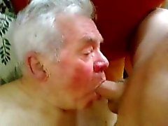 chupar abuelo de