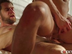 Colby Keller folla a Carter Dane