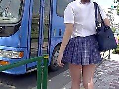 Otobüs hattı 1. N15'te