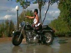 Angelika Herzen - Biker Girl