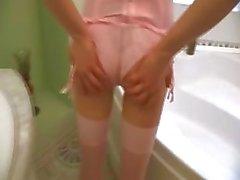 vatican serious dildo testing on toilet
