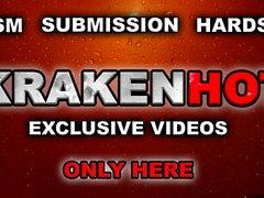 Krakenot - Milf Provocante in voyeur il video esterna